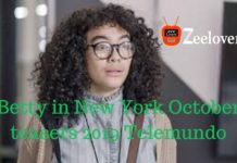 Betty in New York October teasers 2019 Telemundo