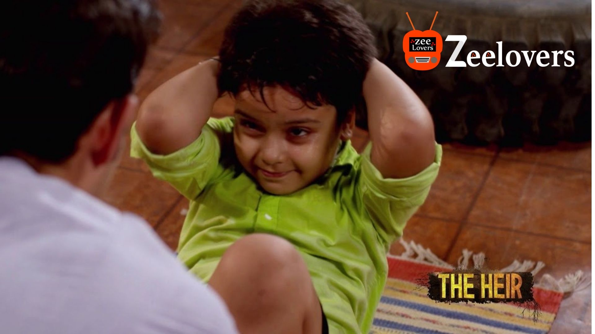 Friday Update On The Heir 29 August 2019 Zee World