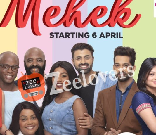 Wednesday Update On Mehek 4th September 2019 Zee World