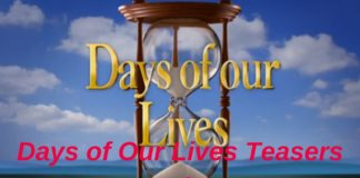 Days of Our Lives Teasers - September 2019