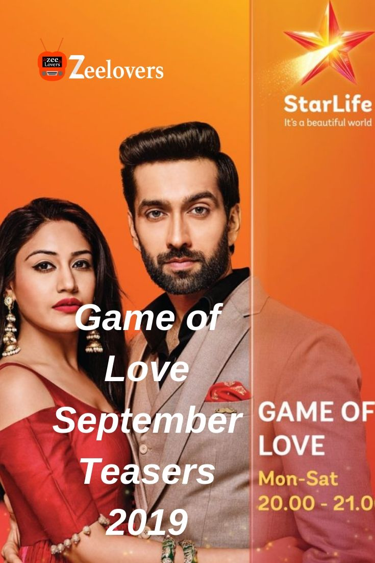Game of Love September Official Teasers 2019 Star life