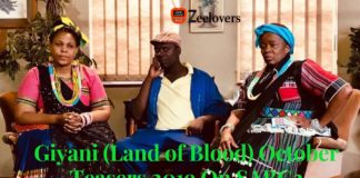 Giyani (Land of Blood) October Teasers 2019 On SABC2