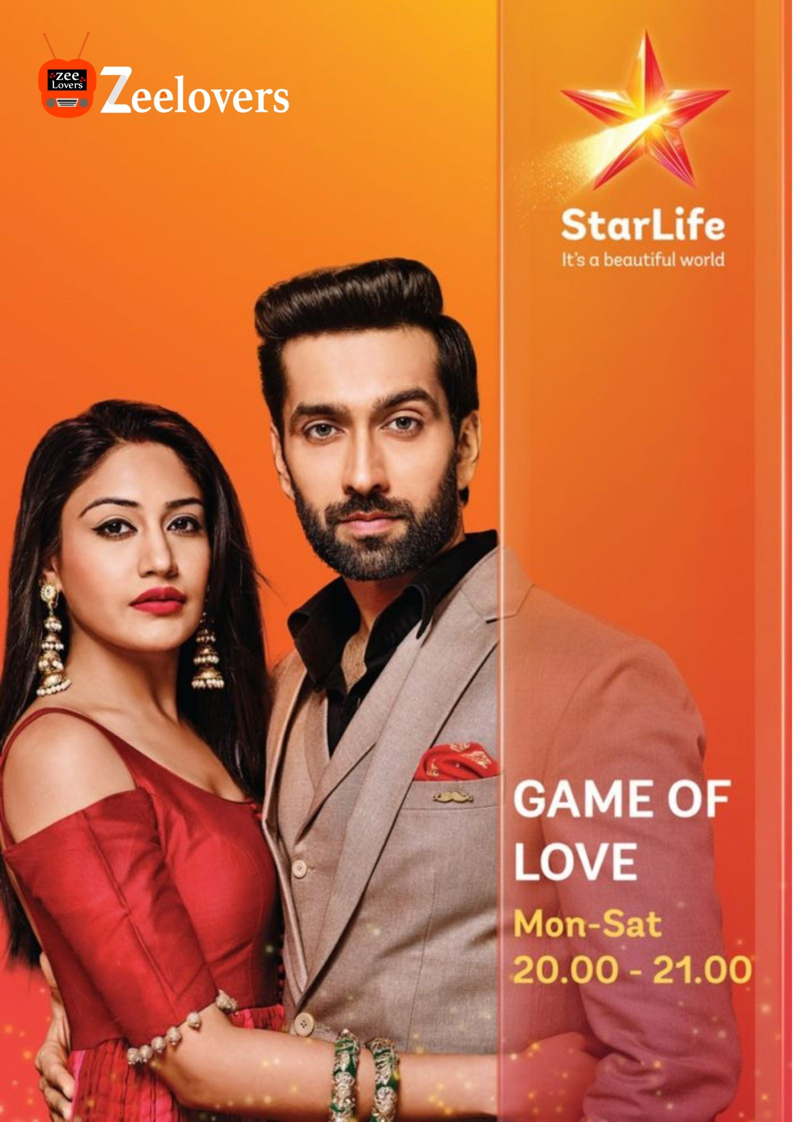 Game of Love Update Star Life