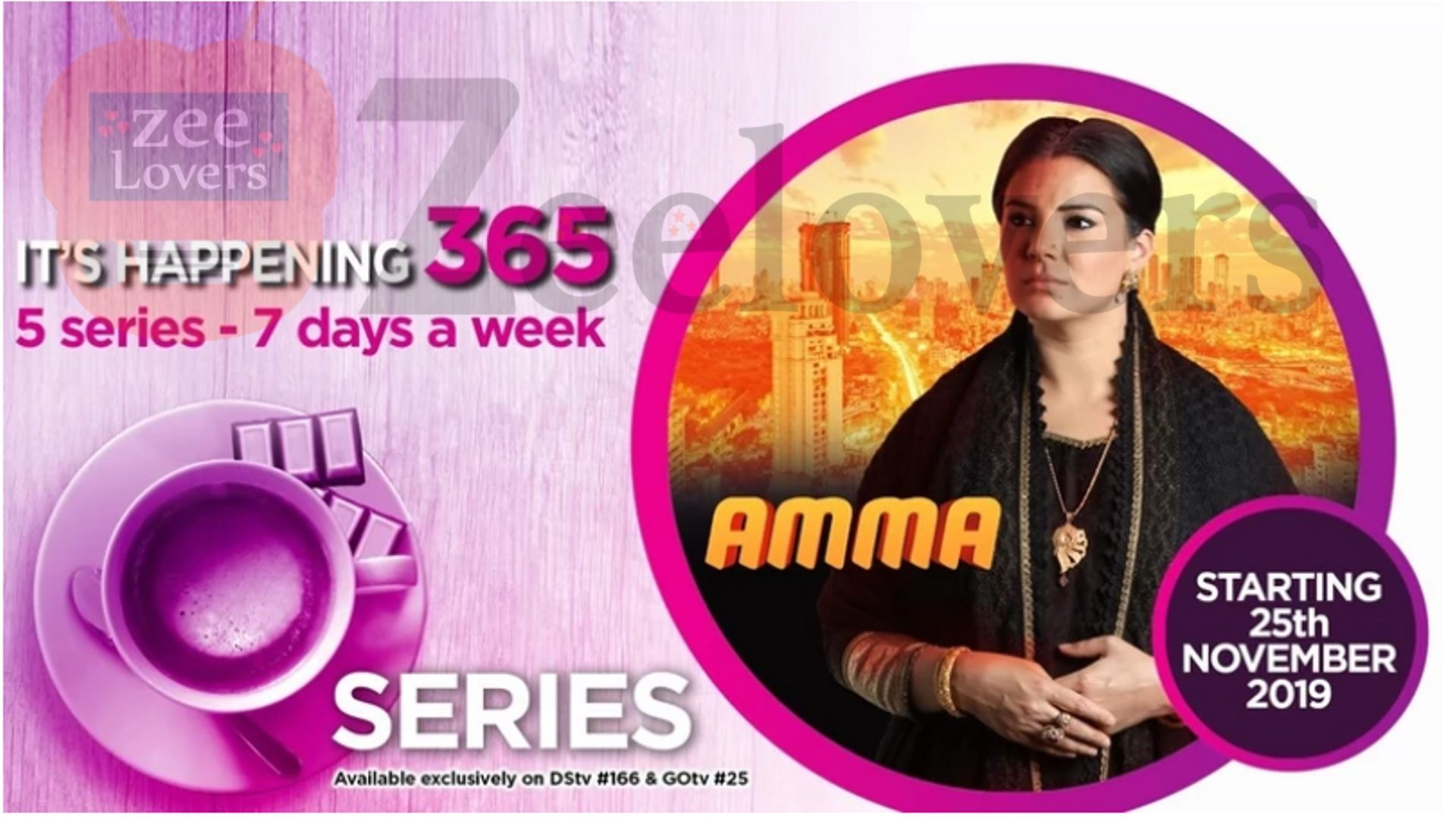 3. Zee World exciting lineup for 2020 - Amma