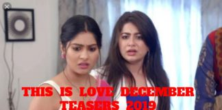 This is Love December Teasers 2019