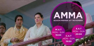 Zee World: Amma November Teasers 2019