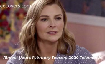 Almost Yours February Teasers 2020 Telemundo
