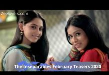 The Inseparables February Teasers 2020 Starlife