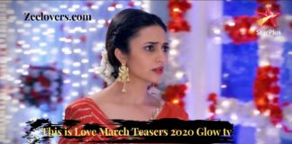 This is Love March Teasers 2020 Glow tv (2)