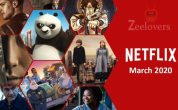 New netflix shows coming this March 2020