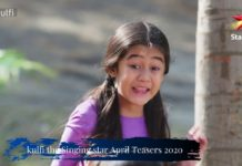 kulfi the Singing star April Teasers 2020