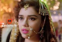 Eisha Singh as Zara Siddiqui On Zara's Nikah