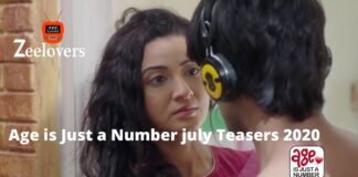 Age is Just a Number july Teasers 2020