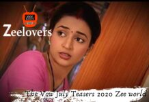 The Vow July Teasers 2020 Zee world
