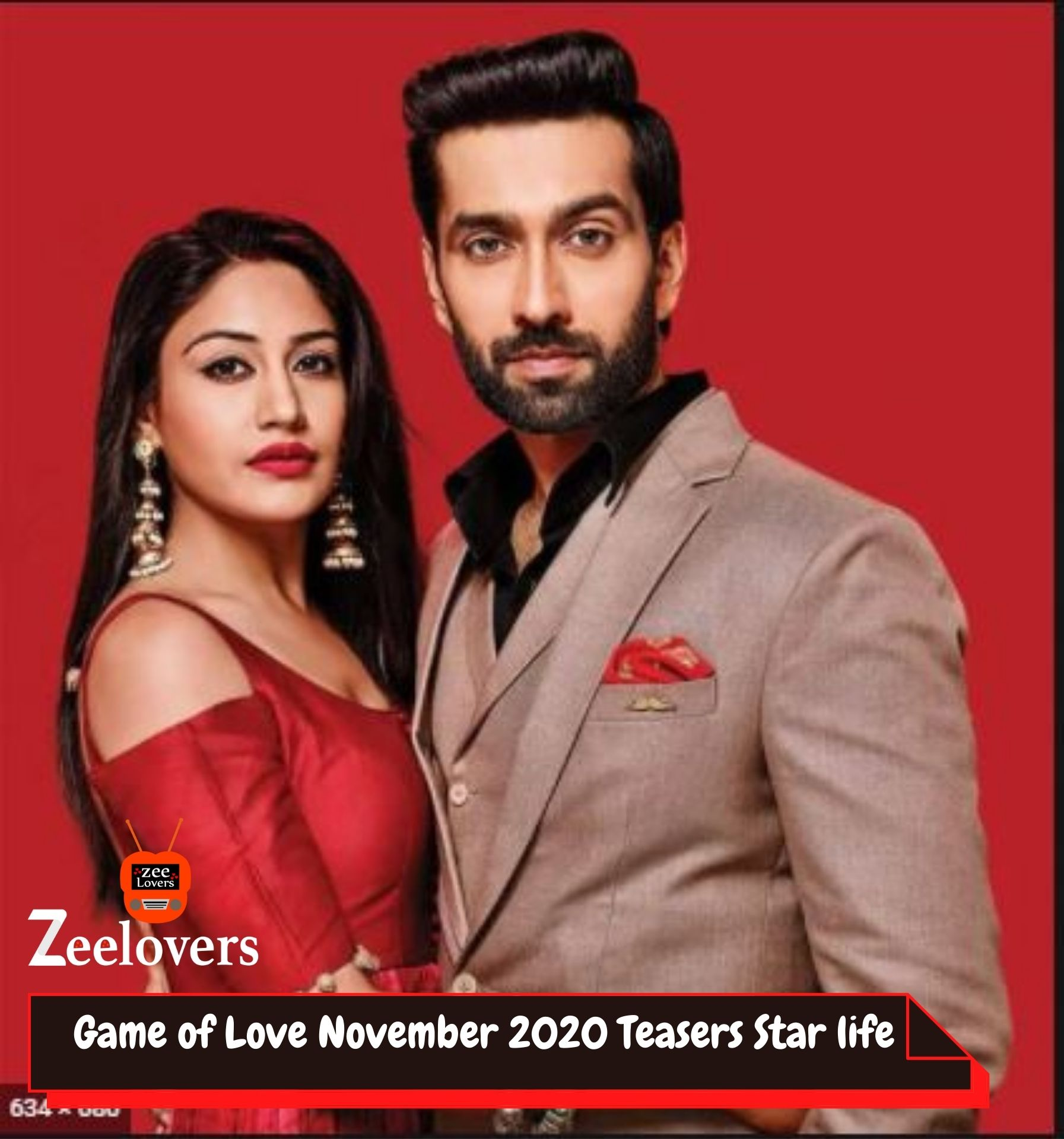 Game of Love november 2020 Teasers Star life