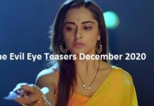 The Evil Eye Teasers December 2020