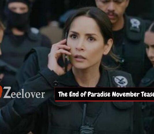 The End of Paradise November Teasers 2020