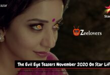 The Evil Eye Teasers November 2020 On Star Life
