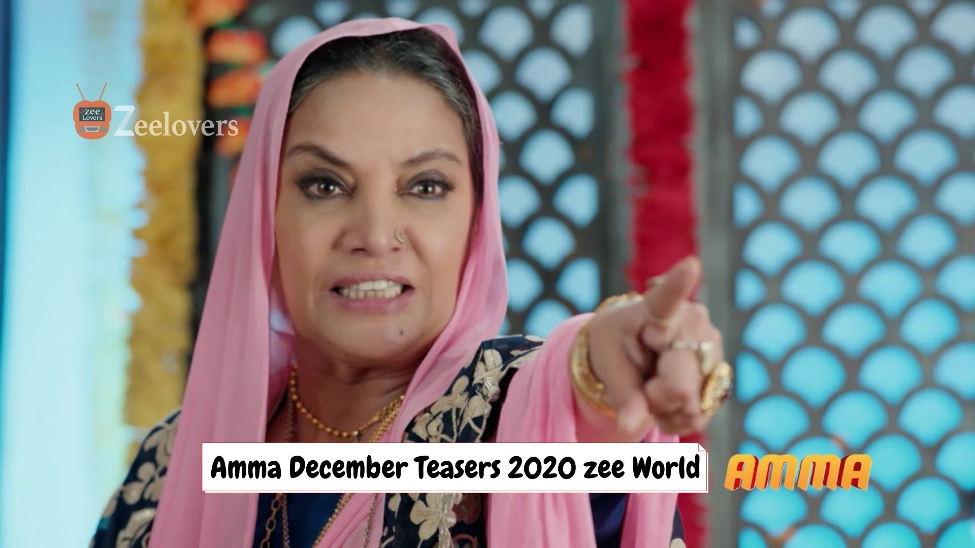 Amma December Teasers 2020 zee World