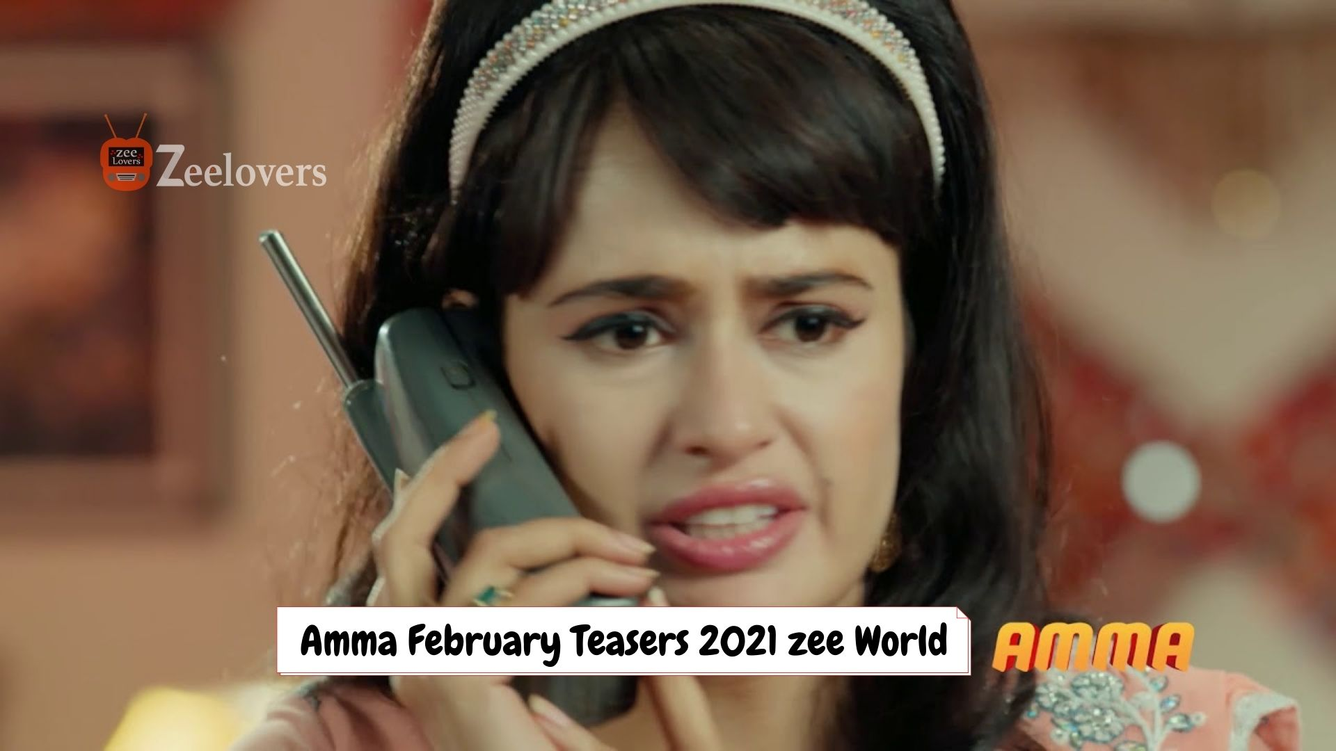 Amma February Teasers 2021 zee World