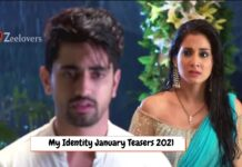 My Identity January Teasers 2021