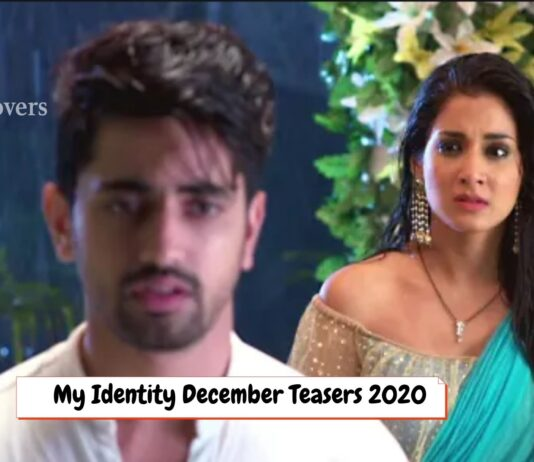 My Identity December Teasers 2020