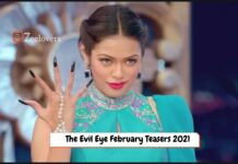 The Evil Eye February Teasers 2021 Starlife