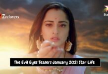 The Evil Eye January Teasers 2021