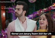 Eternal Love January Teasers 2021 Star Life