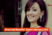 Brave and Beautiful February 2021 Teasers