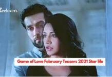 Game of Love February Teasers 2021