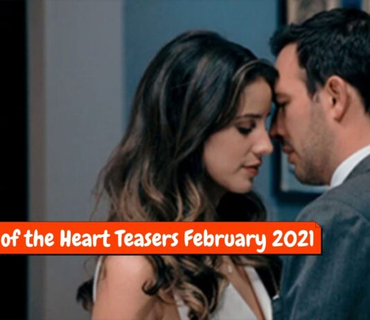 Law of the Heart Teasers February 2021 telemundo