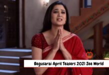 Begusarai April Teasers 2021