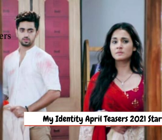 My Identity April Teasers 2021 Starlife