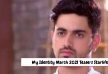 My Identity March 2021 Teasers Starlife