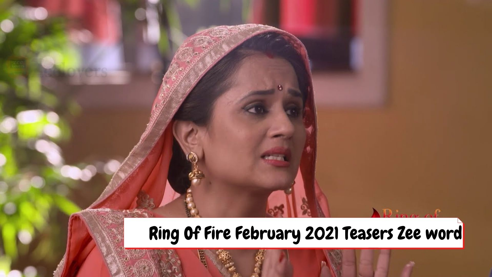 Ring Of Fire February 2021 Teasers Zee word