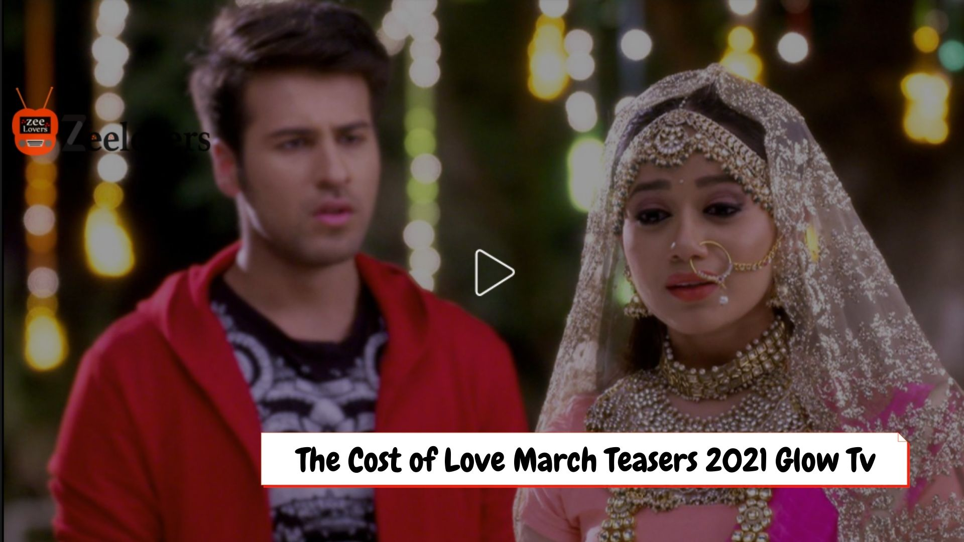 The Cost of Love March Teasers 2021 Glow Tv