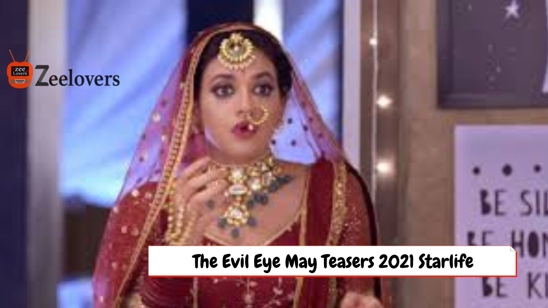 The Evil Eye May Teasers 2021 Starlife