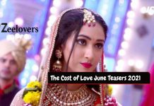 The Cost of Love June Teasers 2021