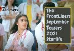 The FrontLiners September Teasers 2021 Starlife