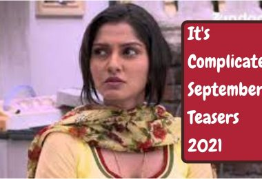 It's Complicated September Teasers 2021